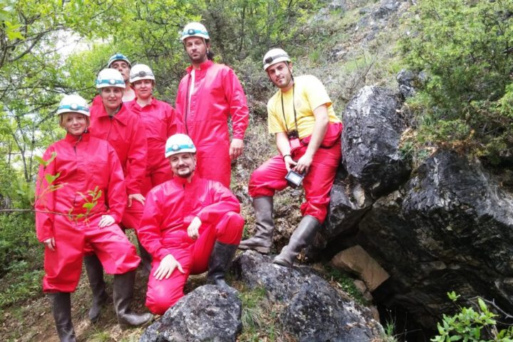 AdventureNEXT Ohrid-caving tour