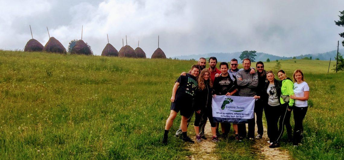 Kamena Gora Explore Serbia