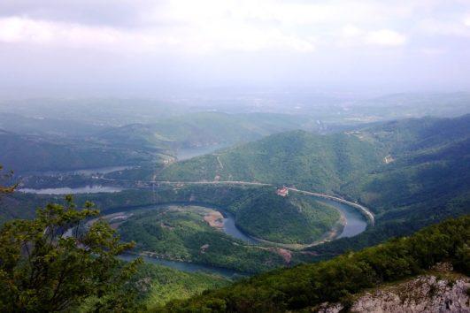Meandri of the Western Moravia