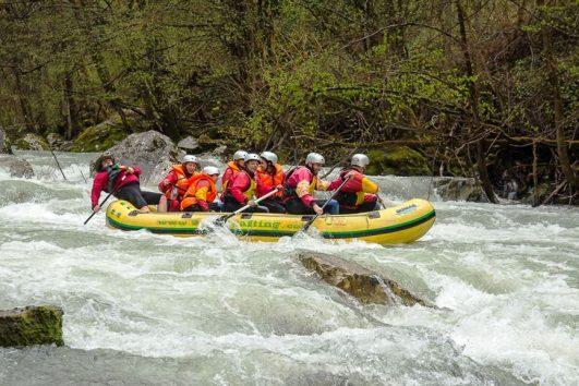 Rafting Ibar