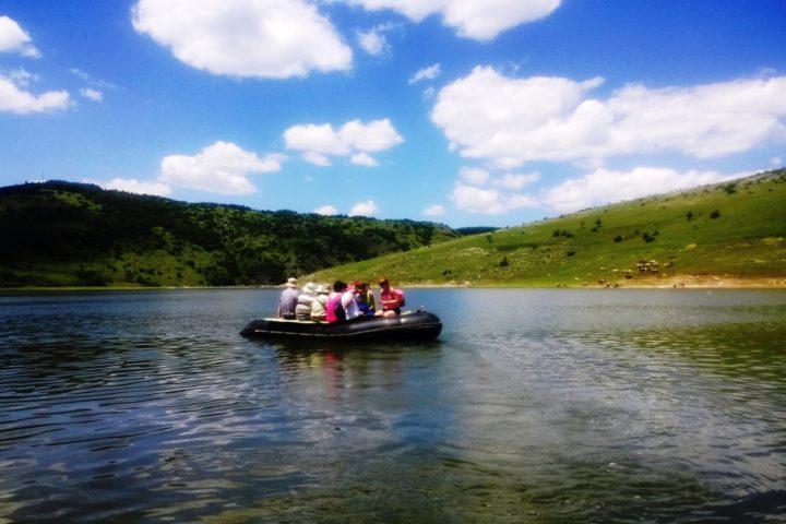 vožnja čamcem Uvac