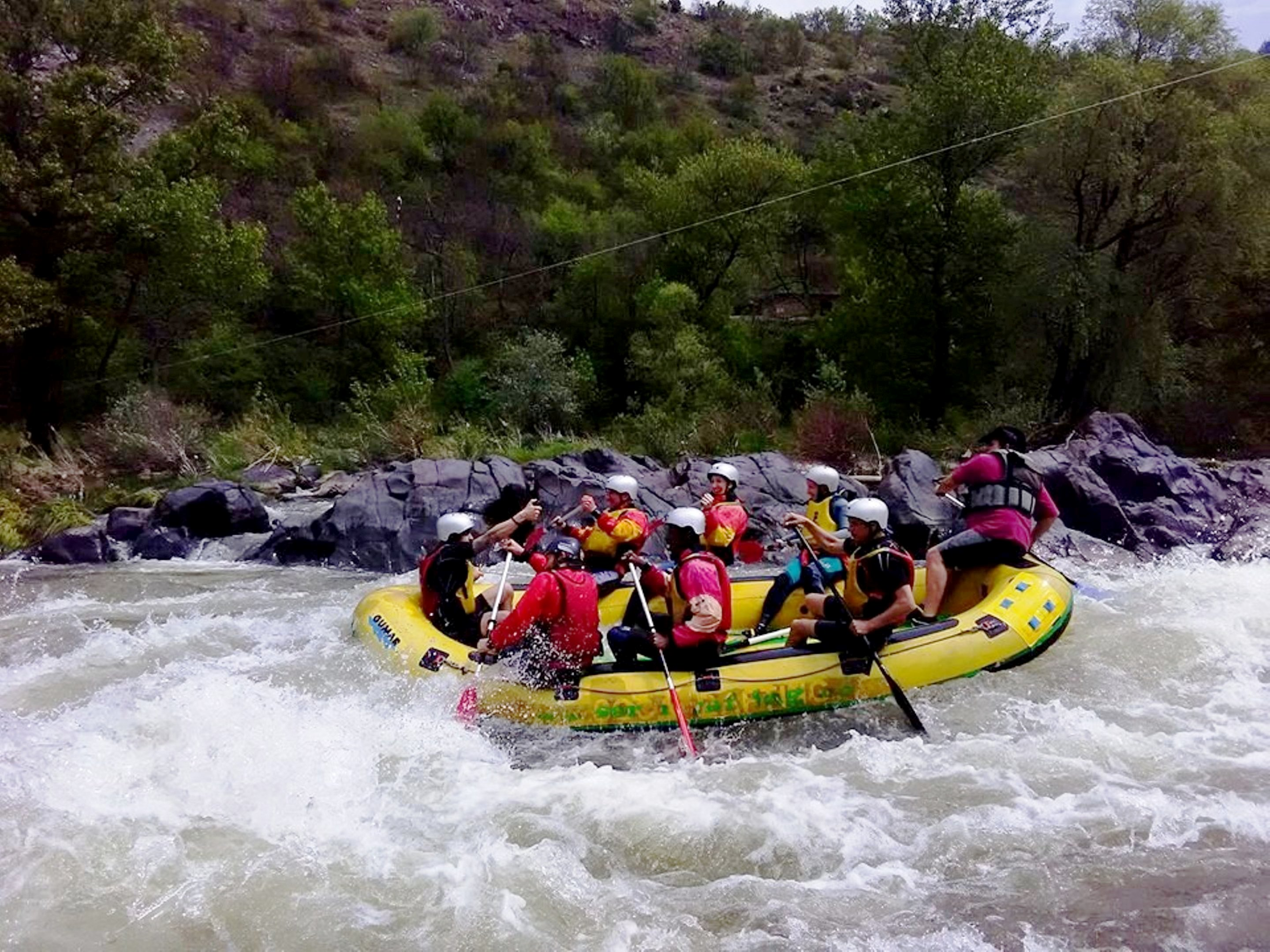 Rafting on Ibar River–one-day tour