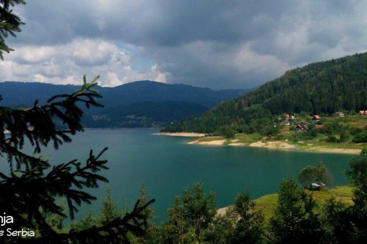 Lake Zaovine, Tara