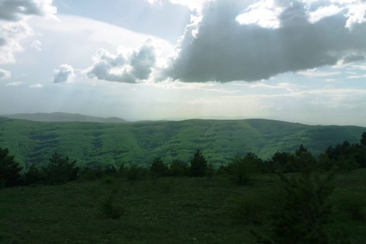 Old Mountain - Balkan Mountains