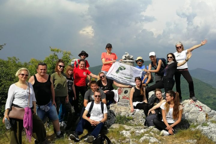 Homolje, the peak of Veliki Vukan