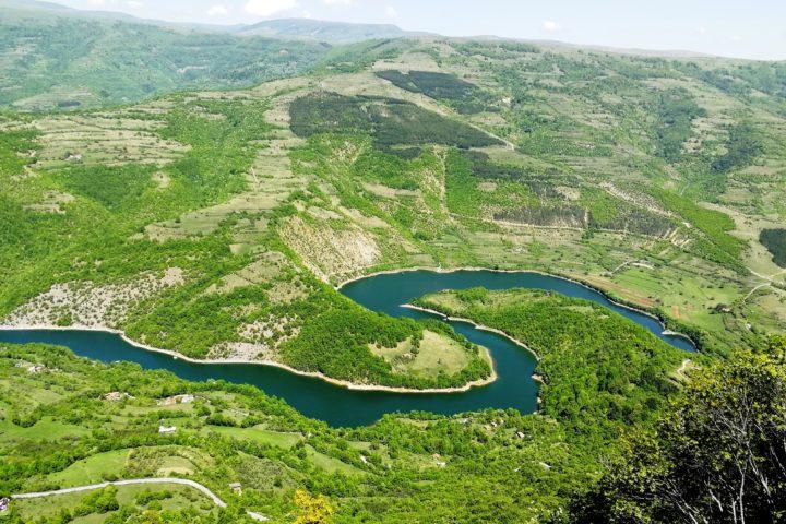 Zavojsko jezero, Stara planina leto 2020