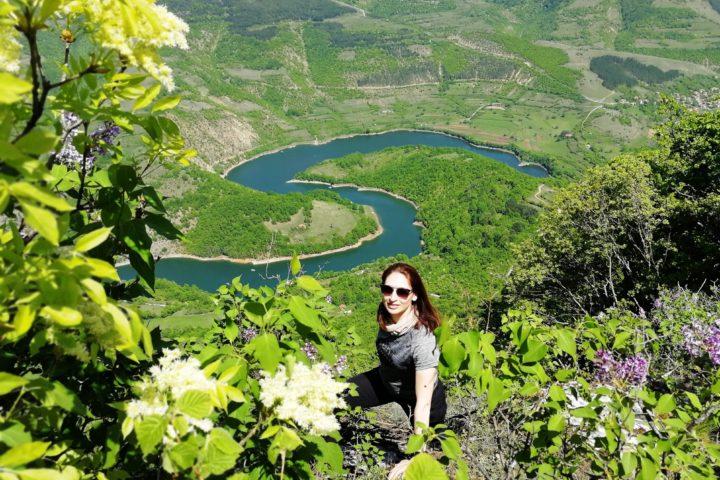 Vidikovac Kozji Kamen, Zavojsko Lake