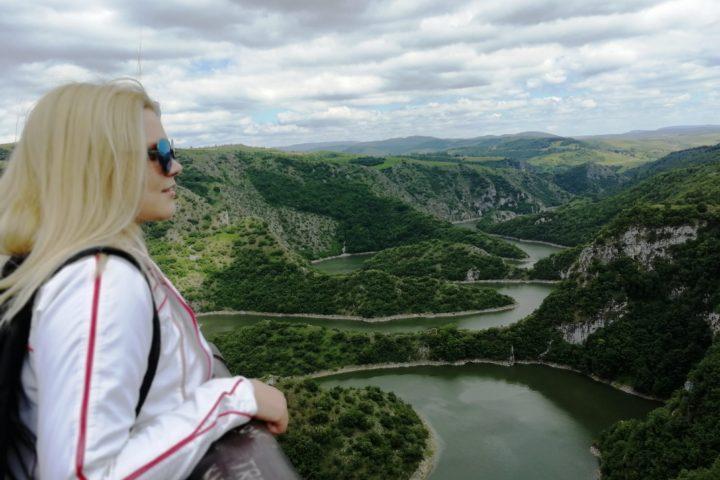 viewpoint Veliki vrh Uvac