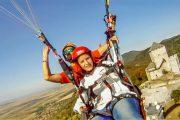 Paragliding Vrsac breg
