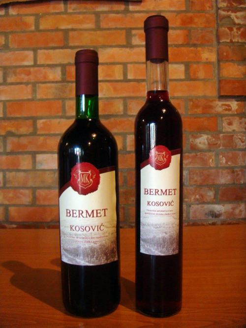bermet wine