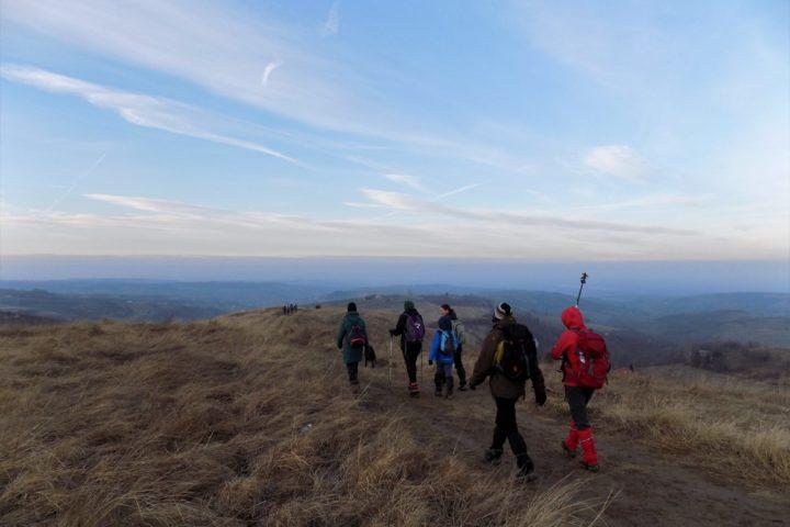 Fruska gora Bukovac hiking