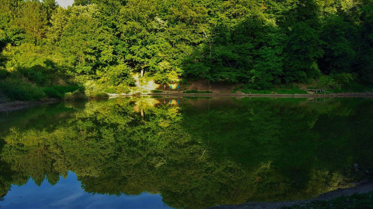 Popovica Lake Fruska Gora