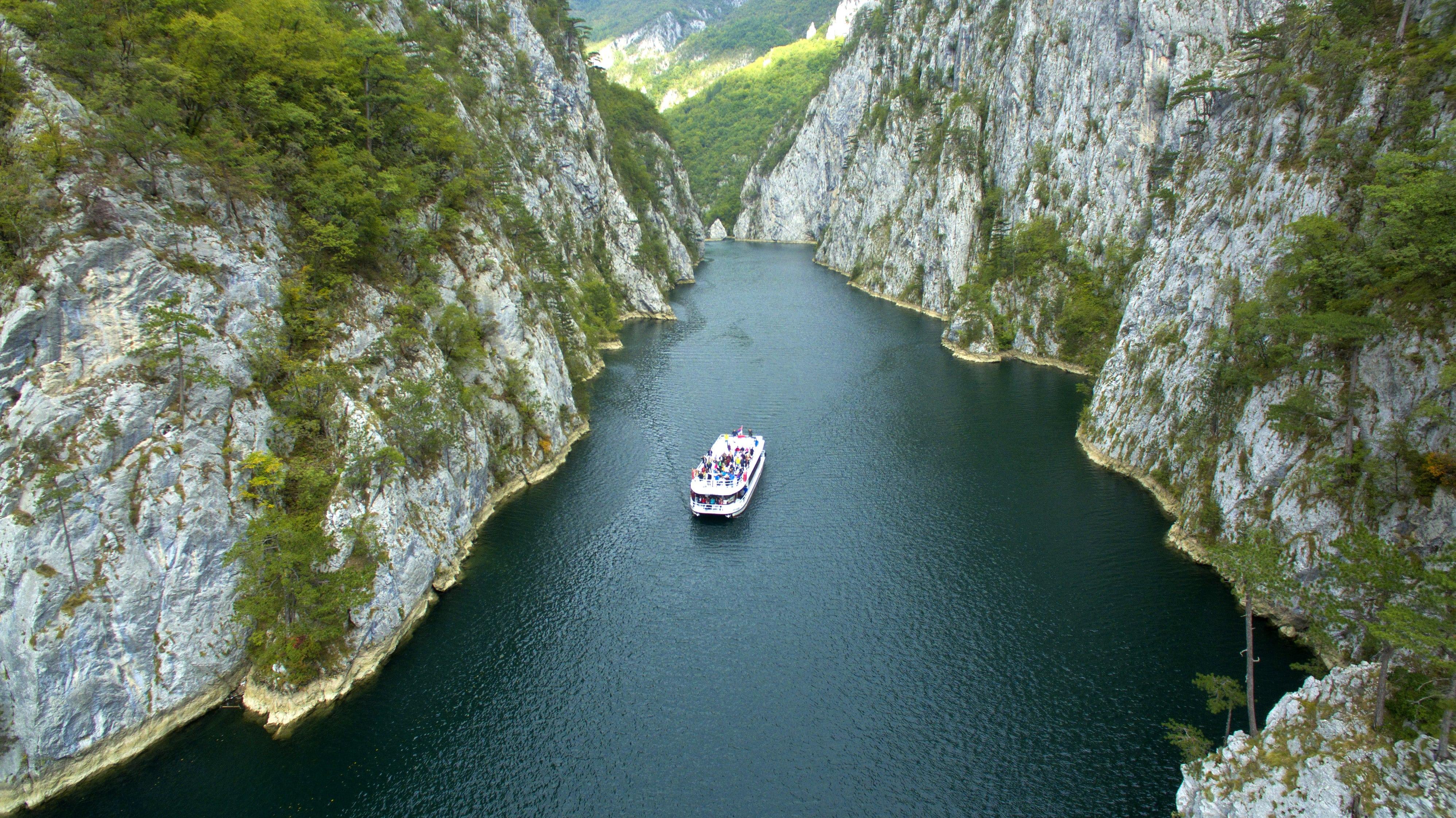 Krstarenje kanjonom Drine, Tara, Višegrad