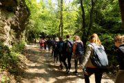 kanjon Nere hiking