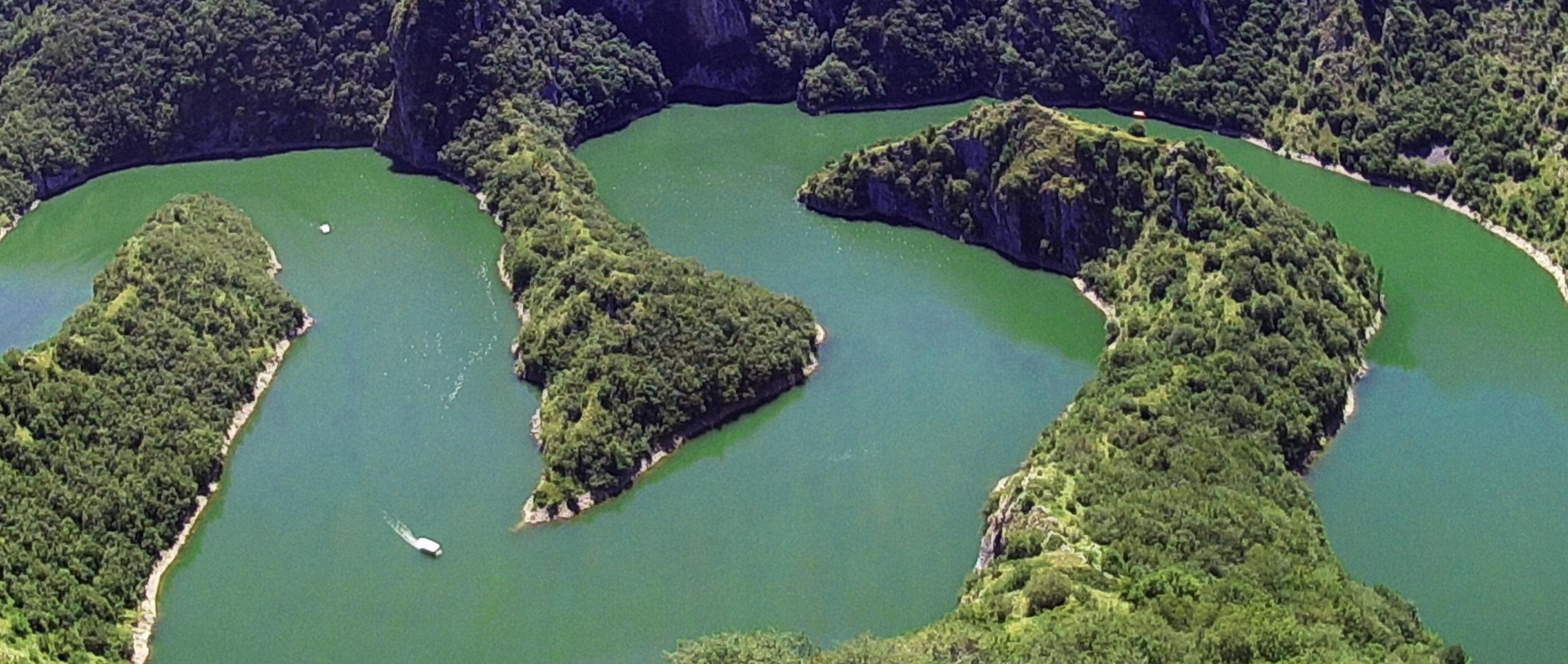 Kablar, Uvac canyon
