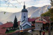 Ovčar manastir Sv.Trojice