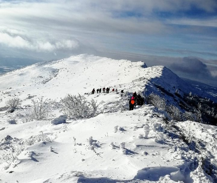 Rtanj winter climb