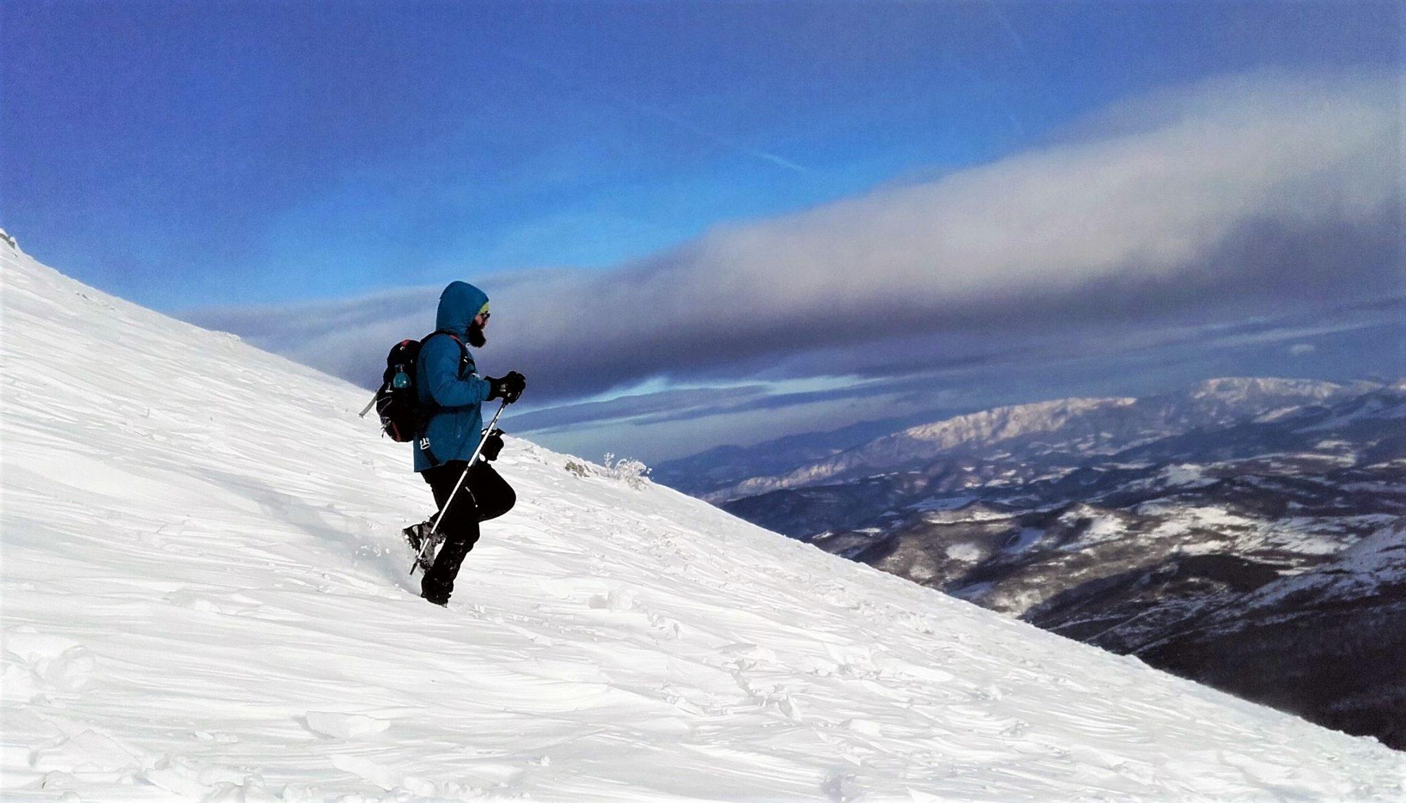 Rtanj winter climb
