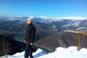 Zavojsko jezero zima