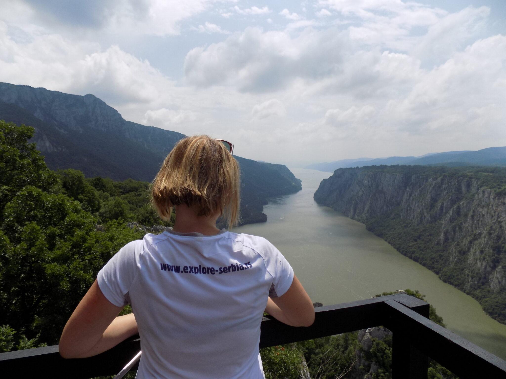 Đerdap pešečenje, Miroč - pešačke ture iz Beograda
