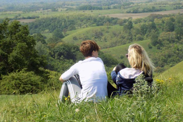 Zagajička brda proleće