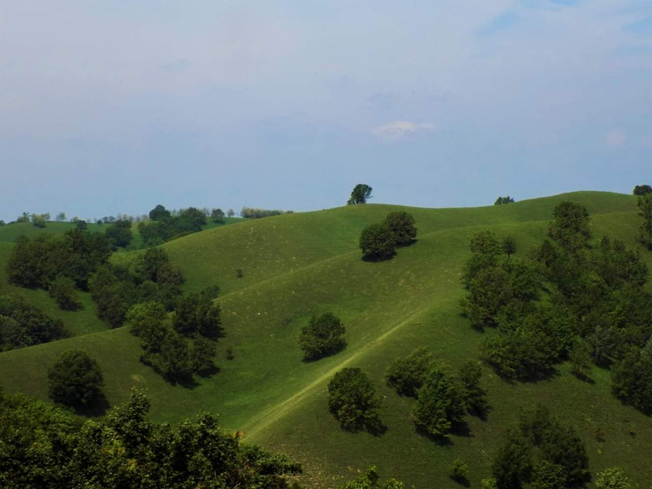 Zagajička brda pešačke ture iz Beograda