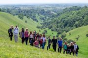 Zagajička brda pešačenje
