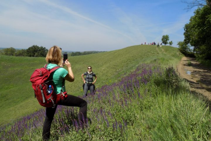 Zagaj Hills hiking