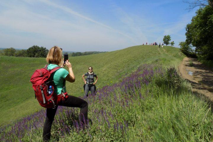 Zagaj Hills hiking