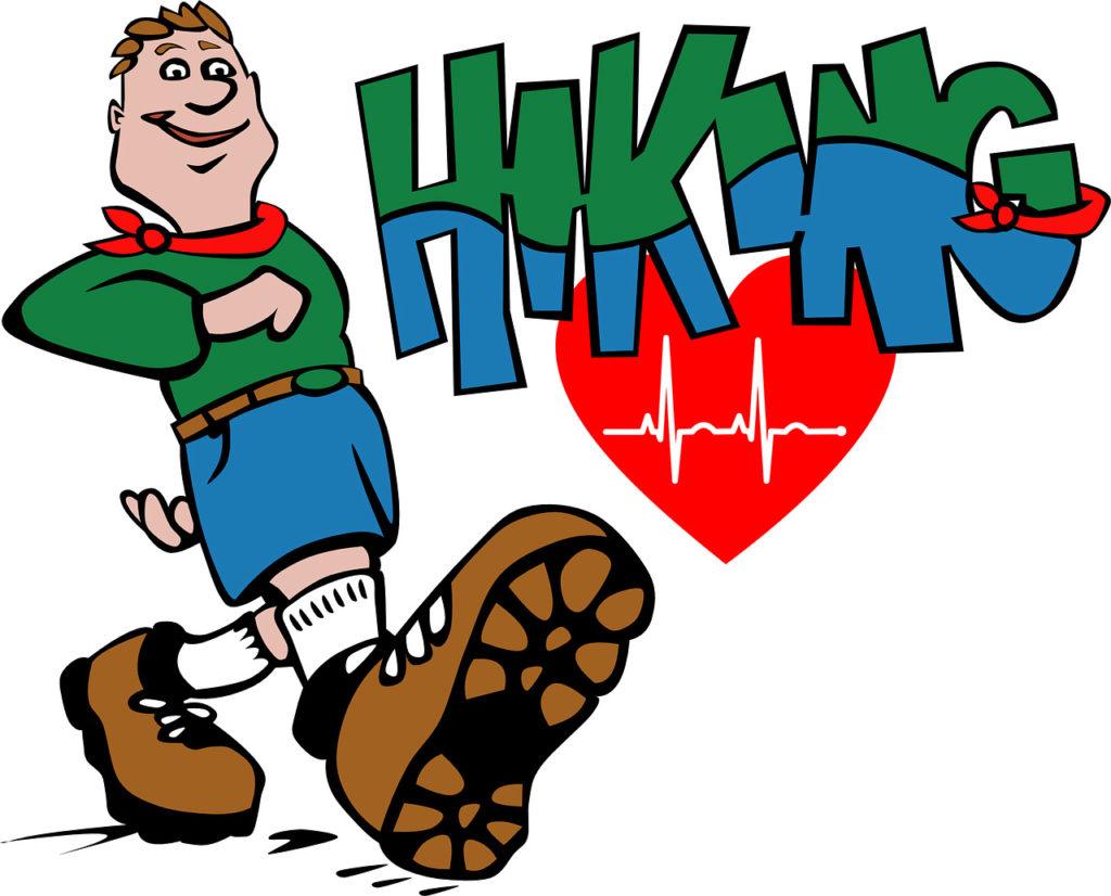 hiking and health