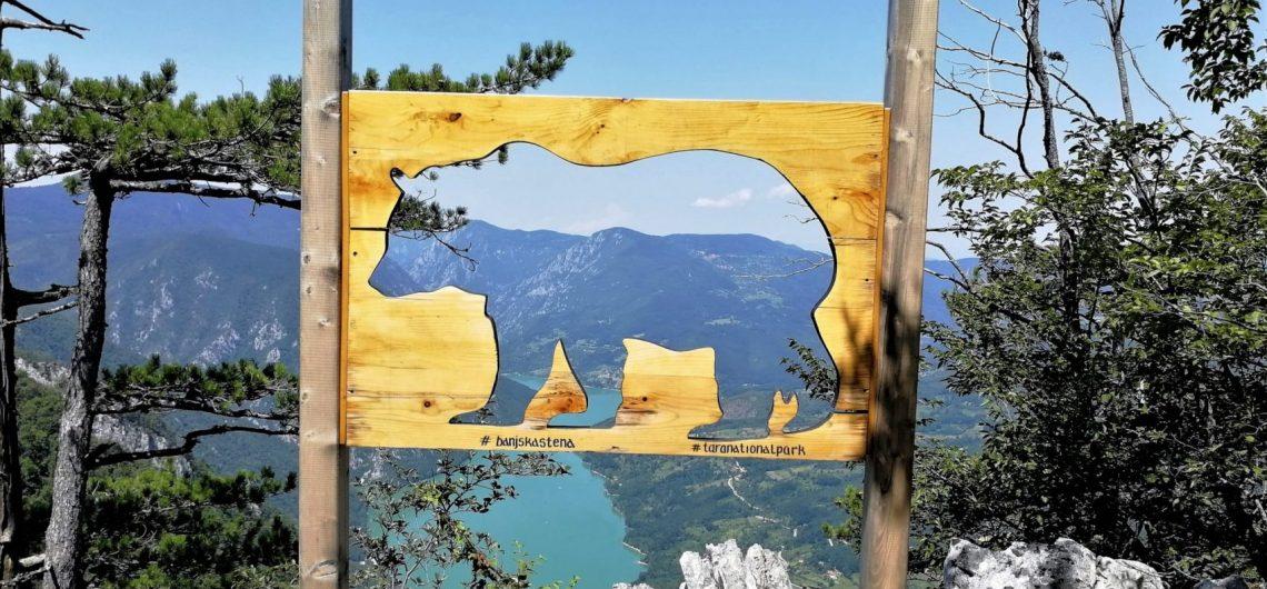 Tara Banjska stena šta raditi u nacionalnom parku Tara