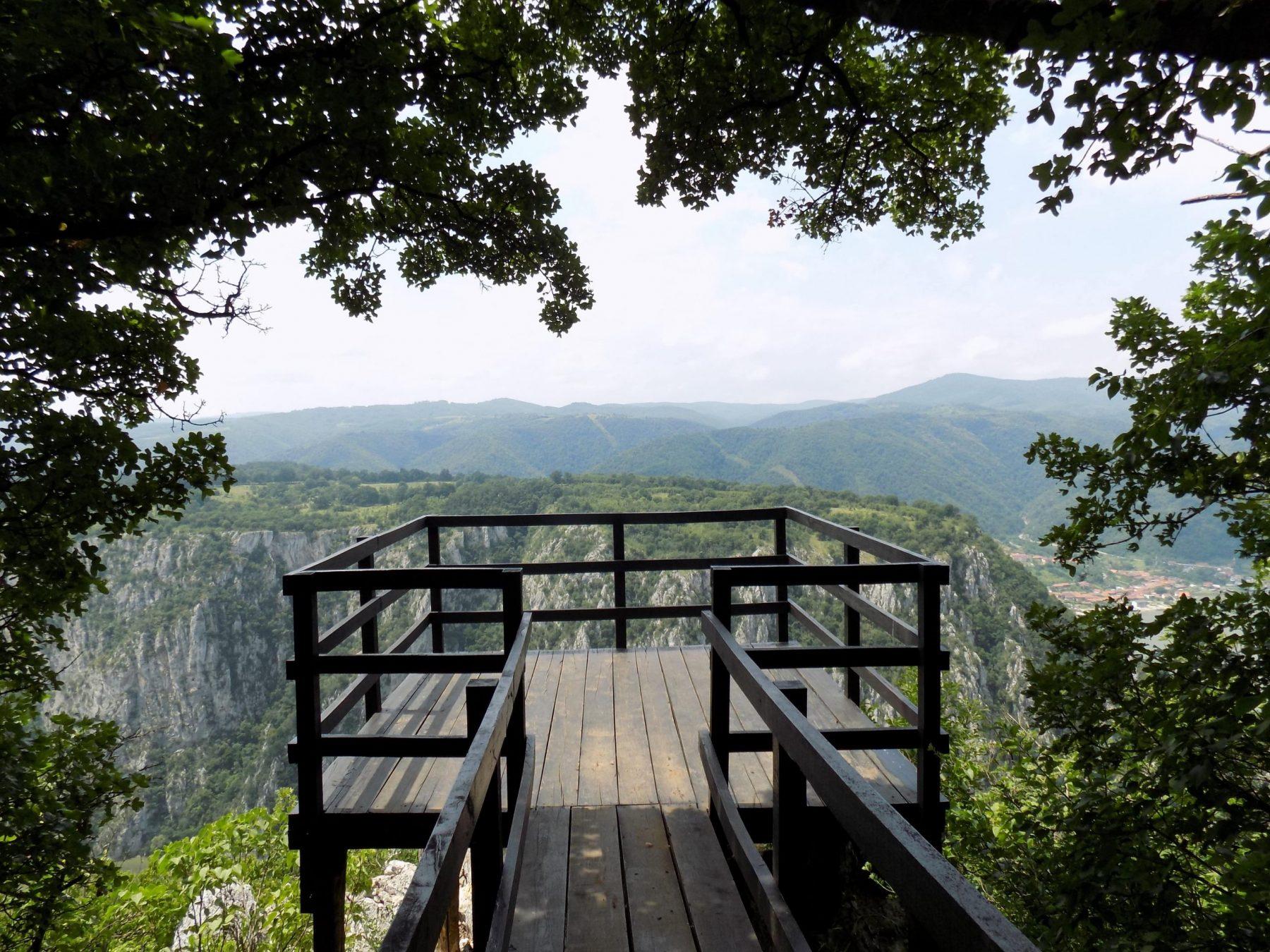 Miroč hiking