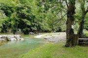 klusura reke Gradac