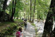 klusura reke Gradac hiking