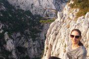 Lazarev kanjon vidikovac Kovej