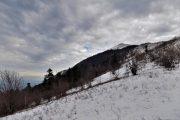 Rtanj vrh Šiljak zimi