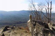 Jastrebac planinarenje Sokolov kamen
