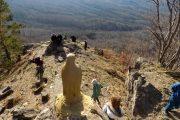 Jastrebac planinarenje vrh Sokolov kamen