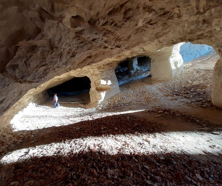 pećina Beli Majdan Fruška gora