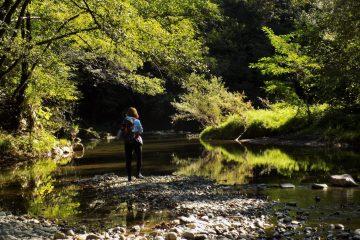 Klisura reke Gradac obilazak pešačenje Prvi maj