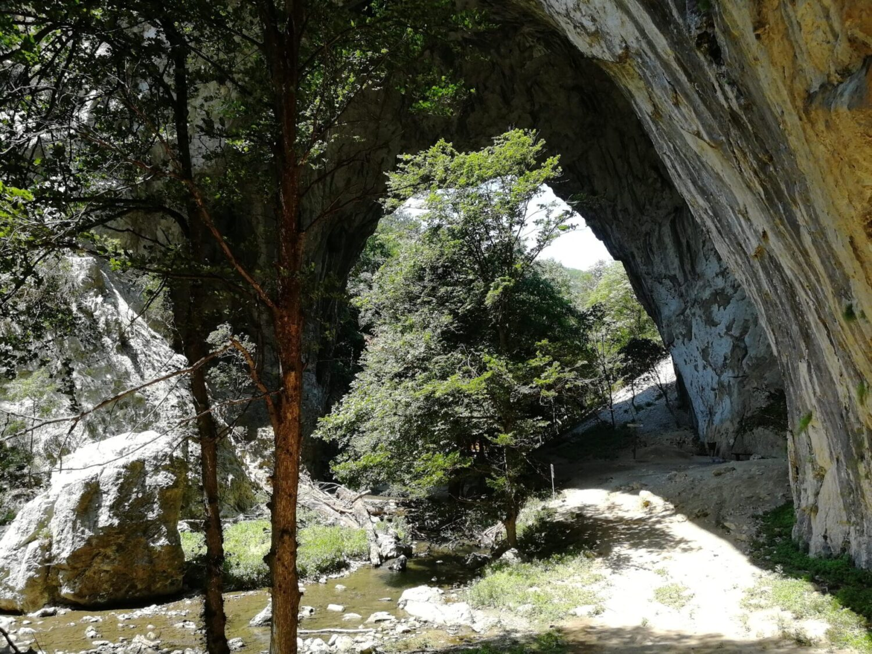 kanjon i prerasti Vratne