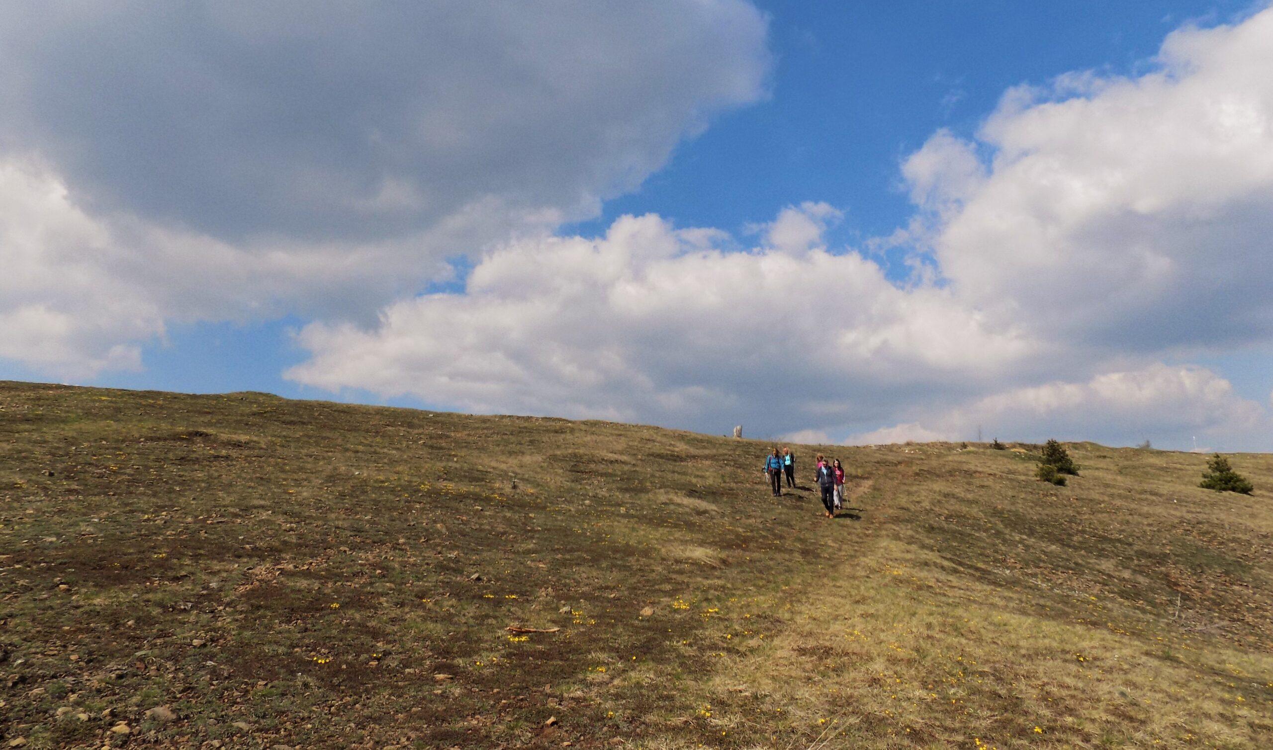 Maljen-Tometino polje, pešačenje u bajkovitim predelima