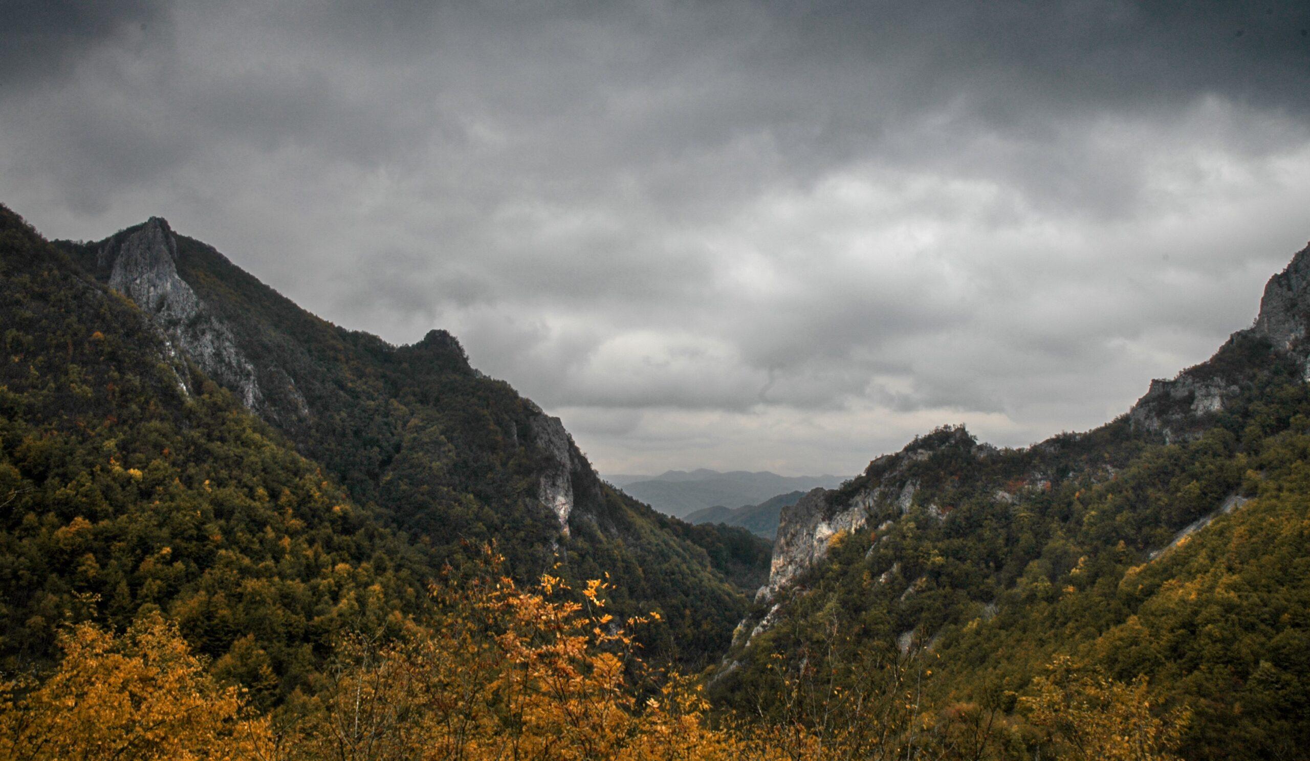 Kanjon Trešnjice pešačenje, Vrhpolje na Drini