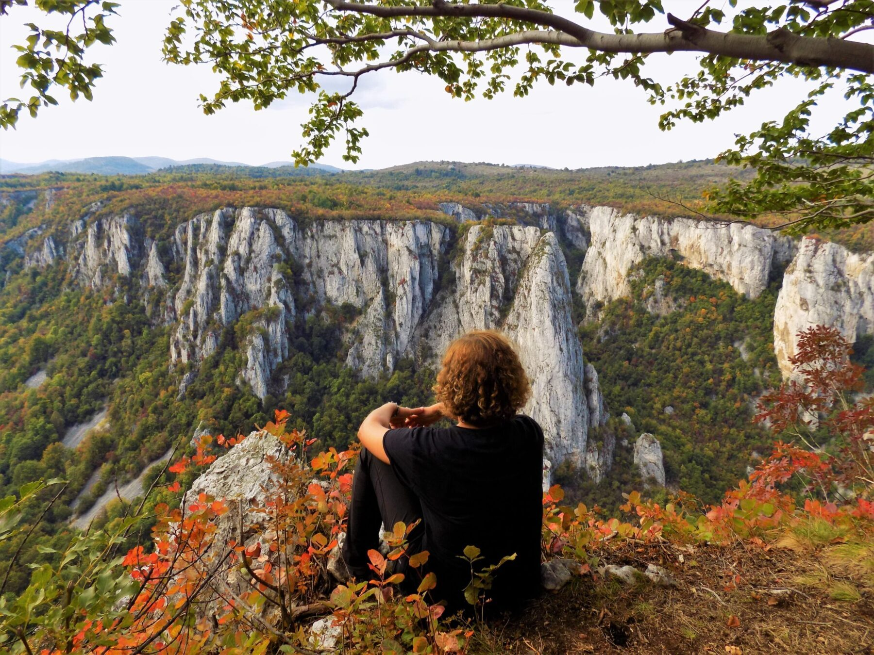 Lazarev kanjon hiking i izlet